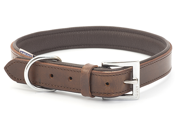 Vintage Leather Dog Collars
