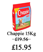 Chappie Dry Food
