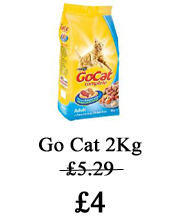 go cat offer